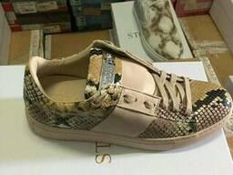 Новая женская кожаная обувь. Производство Италия.