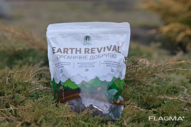 НОВЕ органічне добриво «Earth Revival»