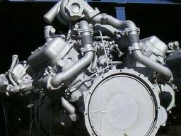 Нові двигуни ЯМЗ-236БЕ-14 на МАЗ