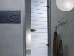 Новинка Акустические стеклянные двери