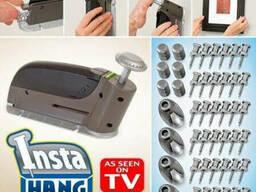 Новитний строительный степлер для дома. Insta Hang (