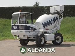 Новий автобетонозмішувач FIORI DB 260