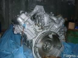 Новий двигун ЯМЗ 236А на автомобілі ЗИЛ-534330