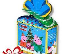 """Новогодний подарок """"Свинка Пеппа"""""""