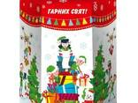 Рождественская упаковка для конфет - фото 2