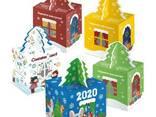 Рождественская упаковка для конфет - фото 3