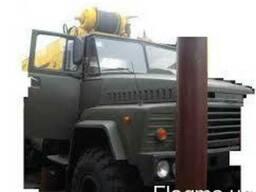 Новый автокран Краз с установкой Бумер 20 тон/27 метр.Обмен.