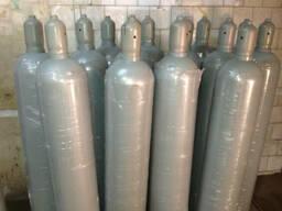 Новый баллон импортный азотный 40 литров | Баллон под. ..