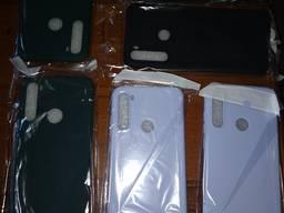 Новый Чехол Для Xiaomi Redmi Note 8. 3 Цвета