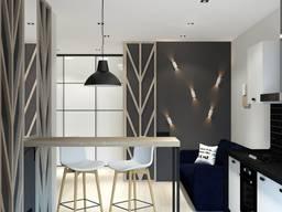 Новый дизайнерский ремонт! Продам квартиру в ЖК Ривер Парк(П
