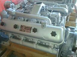 Новый дизельный двигатель ЯМЗ-238Б