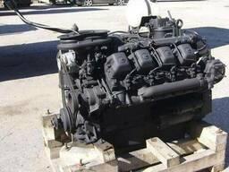Новый двигатель на КАМАЗ-5320