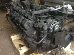 Новый двигатель КАМАЗ 740.11