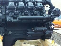 Новый двигатель Камаз 740.51-320