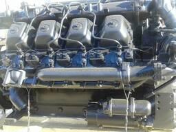Новый двигатель камаз евро