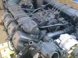 Новый двигатель на Камаз 53212