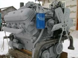 Новый двигатель ЯМЗ-236Д (V6) на трактор Т-150 - фото 1