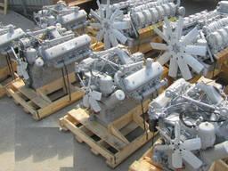 Новый двигатель ЯМЗ-236ДК (V6) на комбайн Енисей - фото 1