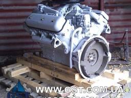 Новый двигатель ЯМЗ-236М2