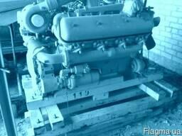 Новый двигатель ЯМЗ-238ДЕ2-2