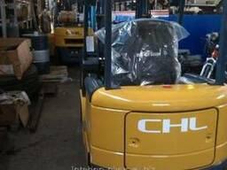 Новый Элетропогрузчик CPD15 CHL (HELI)