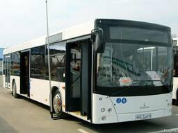 Новый городской автобус МАЗ-203057