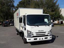 Новый грузовик фургон ISUZU NPR 75 L-K