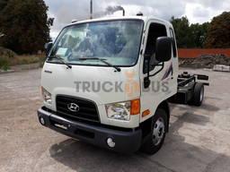 Новый грузовик шасси Hyundai HD 78