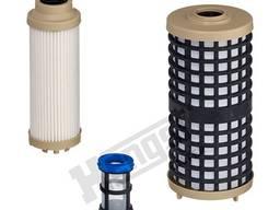 Новый комплект топливных фильтров мерседес 1842LS ( Хенгст)