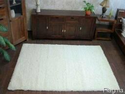 Новый ковер Шагги Locca Белый