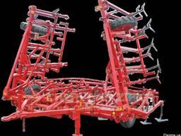 Новый Культиватор КПС-8 Червона Зирка сплошной предпосевной