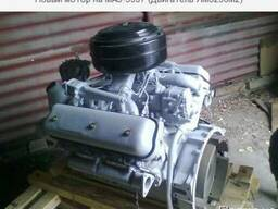 Новый мотор на МАЗ-5337 (Двигатель ЯМЗ236М2)