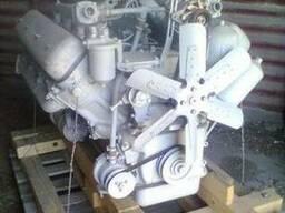 Новый мотор ЯМЗ-238М2-12 на Урал-4320-31