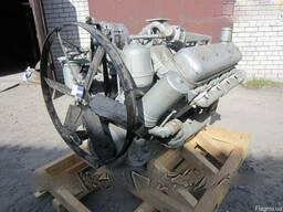 Новый мотор ЯМЗ-7511.10-01 на МАЗ-641708