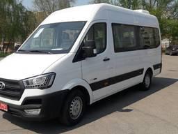 Новый пассажирский микроавтобус Hyundai H350