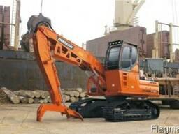 Новый перегружатель Doosan DX300LL