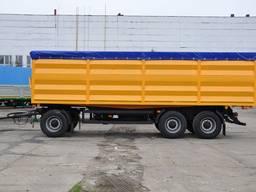 Новый прицеп самосвал МАЗ 856103-010 зерновоз