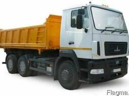 Новый самосвал МАЗ 6501Е9 582 000 гп. 20,5 тонны, кузов 12,5