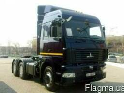 Новый седельный тягач МАЗ-6430С9-520-021 (6х4)