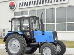 Новый трактор МТЗ 892