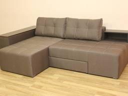 """Новый угловой диван трансформер """"Бруклин"""" украинской мебельной фабрики Катунь."""