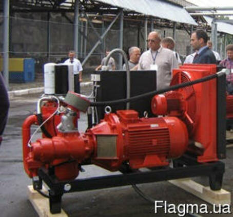 Новый винтовой компрессор Вітер 22 кВт 3,5 м3/мин