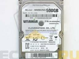 Новый жесткий диск для ноутбука 500 Гб, SLIM