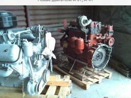 Новые двигатели А-01, А-41