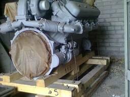 Новые двигатели ЯМЗ-238БЕ2 (V8) турбо на тягач КрАЗ