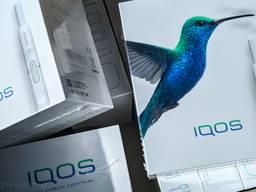 Новые IQOS 2.4 Черный цвет Запечатанные