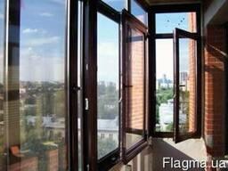 Новые окна - уют вашего дома. Металлопластиковые окна.