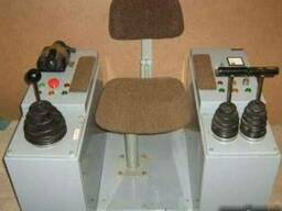 Новые пульты управления краном UP-35, DVP-15, DKU-S1
