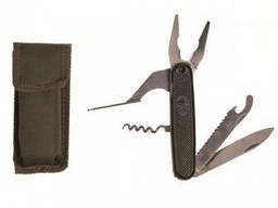 Нож армейский многофункциональный Mil-Tec олива