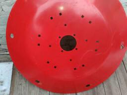 Тарелка верхняя на косилку роторную 1.65м